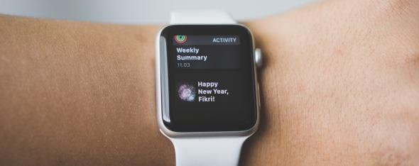 Siri Activity - Apple Watch